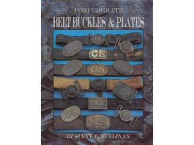 Confederate Belt Buckles & Plates - Out of Print