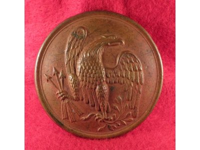 "Eagle Plate - Marked ""E. Gaylord"""