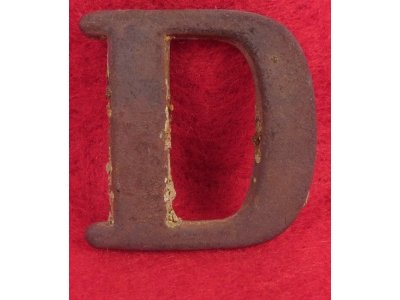 "Company Letter ""D"""