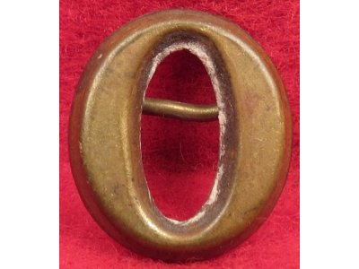 "Regimental Number ""0"" - Small Size"