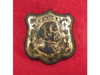 General George B. McClellan Patriotic Pin