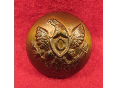 US Cavalry Coat Button