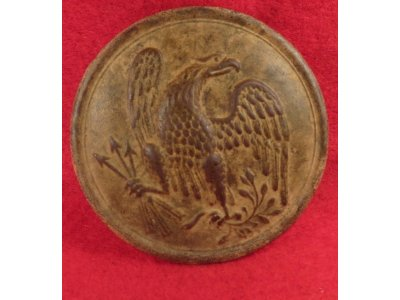 Eagle Plate - Museum Quality