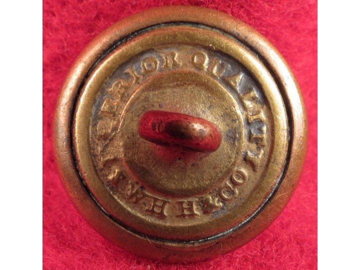 Pre-Civil War US Infantry Coat Button