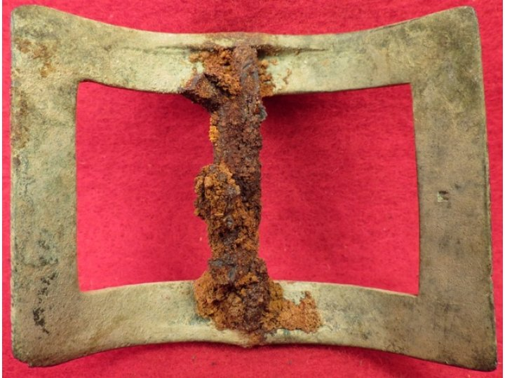Colonial Shoe Buckle