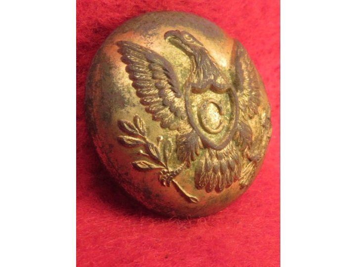 US Cavalry Button