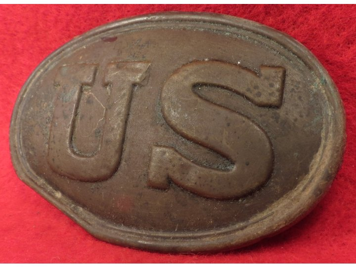 US Cartridge Box Plate
