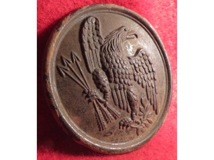 Eagle Plate - Marked W. H. Smith / Brooklyn