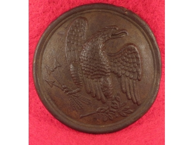 Eagle Plate - Rare Brass Loops