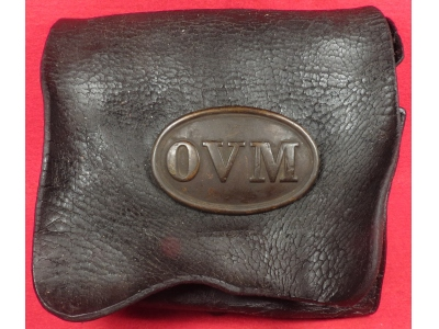 Ohio Volunteer Militia Cartridge Box