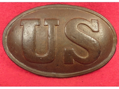 US Belt Buckle