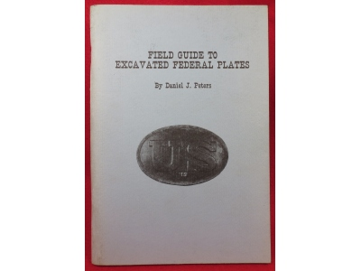 Field Guide to Excavated Federal Plates - Rare & Out of Print