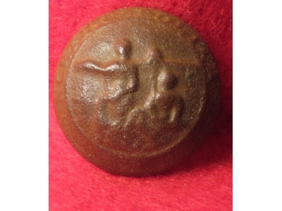 North Carolina State Seal Coat Button