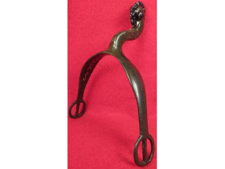"Civilian or ""Gentleman's"" Spur - ""Cold Harbor"""