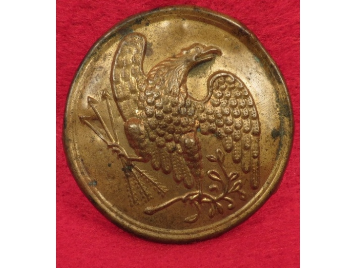 Burnside Eagle Plate - Non-Excavated