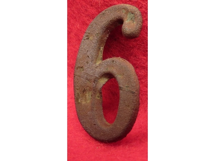 "Regimental Number ""6"""