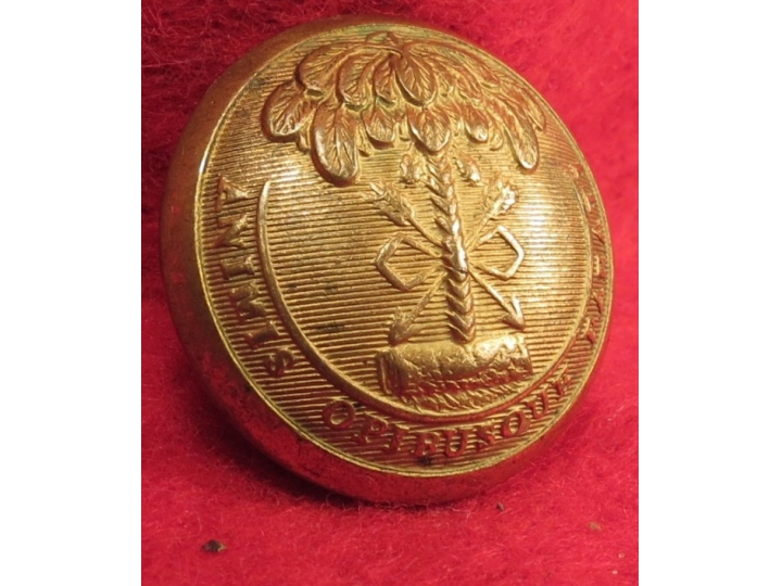 South Carolina State Seal Coat Button - ON LAYAWAY