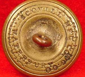 Rhode Island State Seal Coat Button