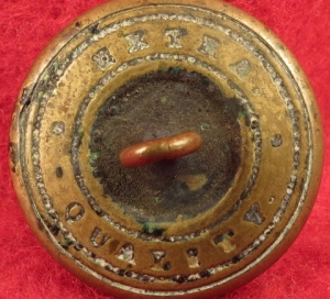 US Staff Coat Button