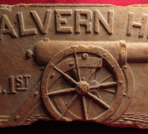 Malvern Hill Commemorative Brick