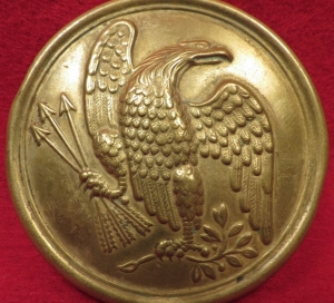 Eagle Plate Marked H. A. DINGEE