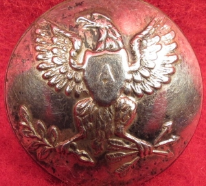 Pre-Civil War Artillery Button
