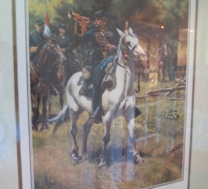 2nd United States Cavalry 1861 Framed Print - Don Troiani