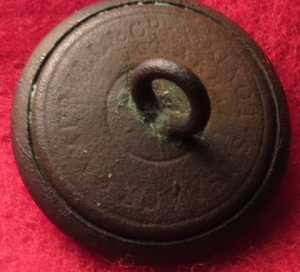 "Confederate ""Script"" Infantry Button"