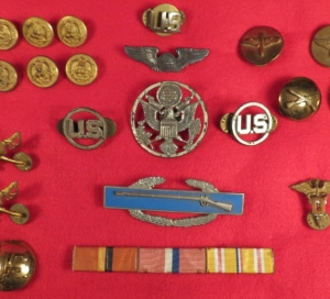 Uniform Insignia and Coat Buttons