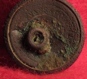 Providence Marine Corp Artillery Coat Button